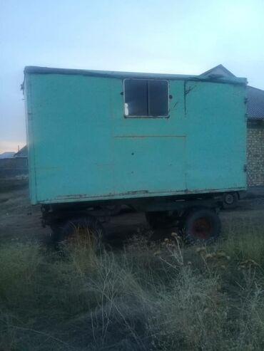 жилые вагончики бу в Кыргызстан: Будка на колесах