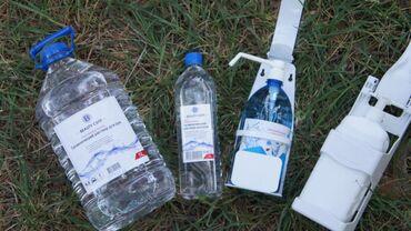 Антисептики и дезинфицирующие средства - Кыргызстан: Антисептики 60мл,100мл, 0.5л 1л, 5л  антисептик для рук– альтернатива