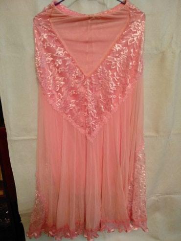 длинную юбку в Кыргызстан: Продаю длинную юбку : розовая сидит очень хорошо