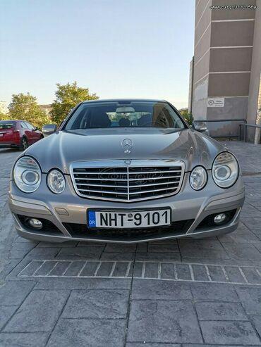 Mercedes-Benz E 200 1.8 l. 2008 | 139000 km