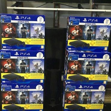 Bakı şəhərində PlayStation 4 bundle packet. icinde ps4 slim 500 gb. gran tourisimo