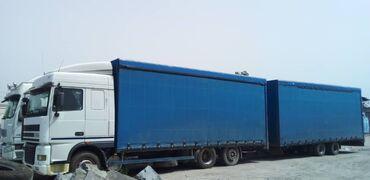 камаз бишкек in Кыргызстан | ГРУЗОВЫЕ ПЕРЕВОЗКИ: Камаз Даф 120куб. Услуга грузоперевозки товаров продуктов с фабрики на