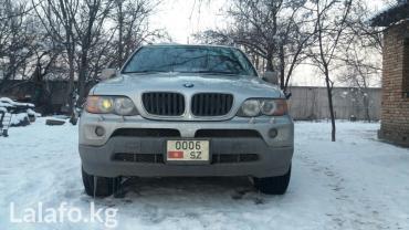 x5 в Кыргызстан: BMW X5 3 л. 2004 | 169000 км
