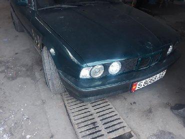 BMW - Зеленый - Бишкек: BMW 520 2 л. 1993