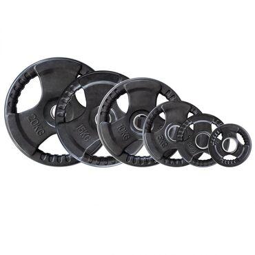 Олимпийские блины по 25х25 кг общий вес 50кгМодель: Body ForseБлины