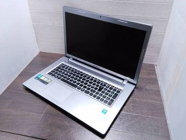 Мощный ноутбук с большим дисплеем - Lenovo z710• процессор core i7