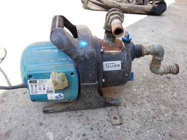 Baštenska pumpa za navodnjavanje - Ruski Krstur