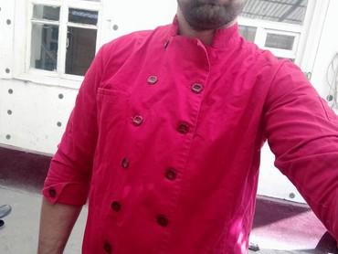 секонд хенд мужские одежды купить в Кыргызстан: Китель, одежда повора, поварская одежда В наличии3шт