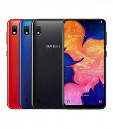 Yeni Samsung A10 32 GB qızılı