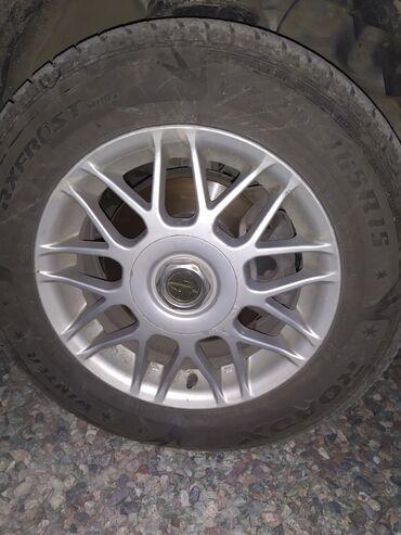купить диски шницер в Кыргызстан: Куплю такие крышки на середину диска r15