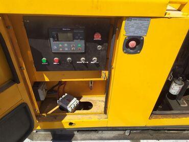 Инструменты в Кыргызстан: Генератор 3-фазный, 24 кВт, фирмы Add Power, б/у. Закрытого типа, с