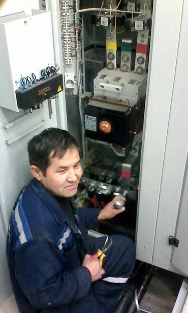 Электрик Электромонтаж Сантехник Мелкая сварка Ремонт бытовой техники в Бишкек