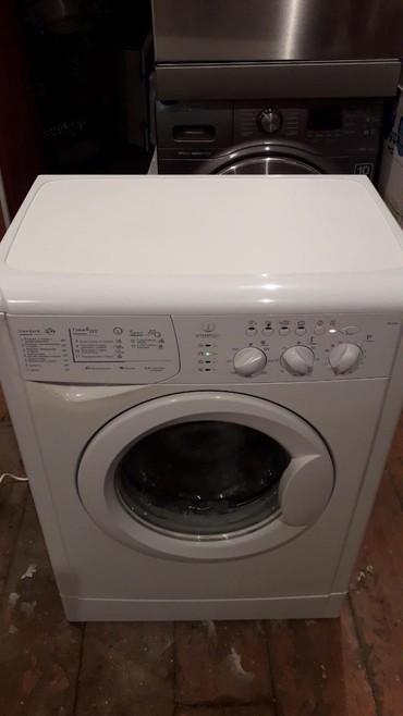 Bakı şəhərində Öndən Avtomat Washing Machine Indesit 5 kq.