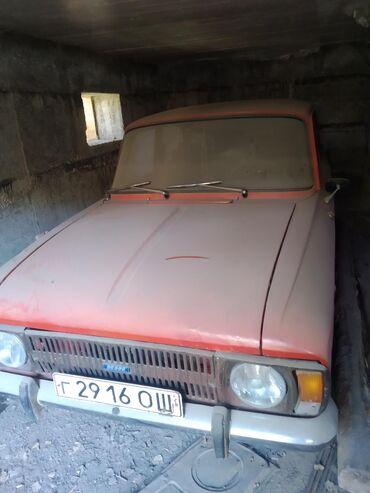 Москвич - Кыргызстан: Москвич 412 1986