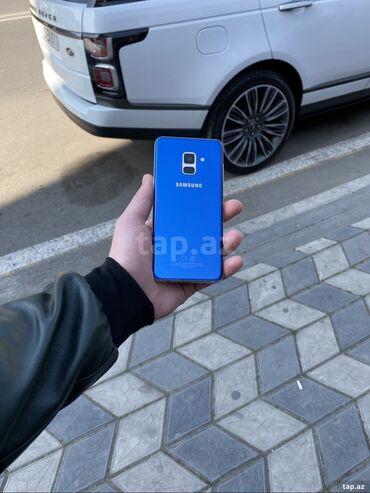 Samsung - Bakı: Samsung Galaxy A8 2018 | 32 GB | İşlənmiş