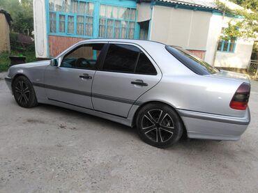 Mercedes-Benz в Кыргызстан: Mercedes-Benz C-class AMG 2 л. 1997