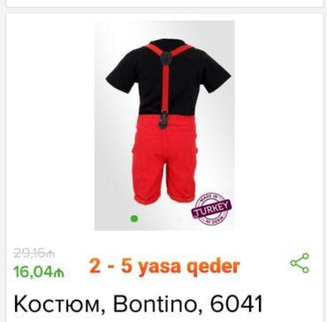 usaq geyimleri - Azərbaycan: 2 yasdan 5 yasa kimi turk usaq geyimleri, 45 faiz endirimle Sezamda