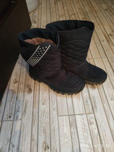 Угги в Кыргызстан: Зимняя прогулочная обувь в идеальном состоянии.40 размер Уни