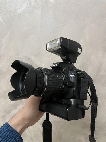 isiq tenzimleyici - Azərbaycan: Nikon D3100+18-55mm lens+sumka+yaddas karti+isiq sb400+grip probeg 17k
