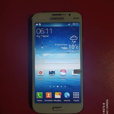 Samsung s 5 - Azərbaycan: Samsung Galaxy GT-l9152Rəng Ağ Yaddaş 8 GbRam 1.5 GbQiymət 100mReal
