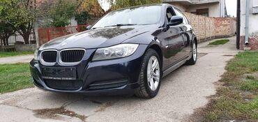 Bmw 3 серия 316i mt - Srbija: BMW 316 0.5 l. 2010 | 178000 km