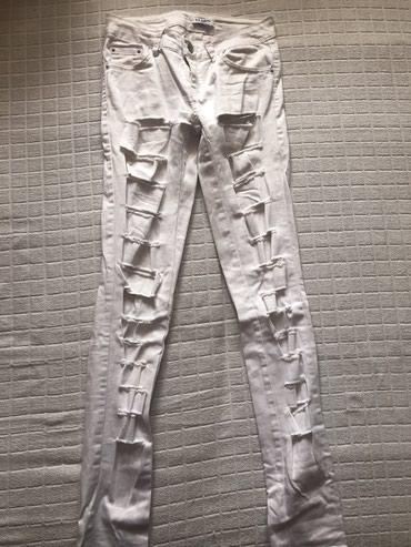 Pocepane moderne xs s - Srbija: Pocepane pantalone