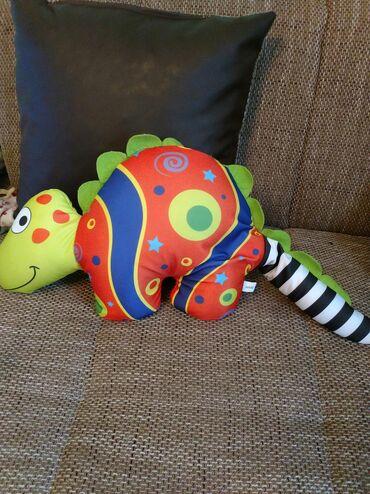 Dečija igračka punjena-jastuk dužine 62cm nova