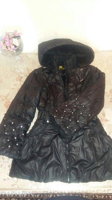 Sumqayıt şəhərində куртка тёплая на 9лет