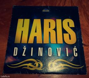 Haris džinović - najvećí hitovi + 1cd gratis (22 muška domaća - Loznica