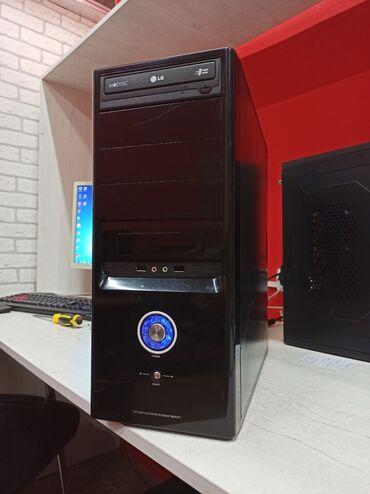 Хороший компьютер для дома, офиса, учебы.Характеристики:Amd athlon 2