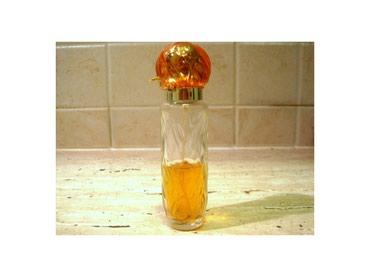 Duka - Beograd: Faberge Fleurs Du Monde edp 30g, ostalo pola vintage i veoma redak