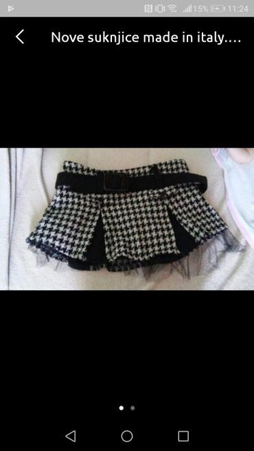 Nove suknjice vel. S - Leskovac