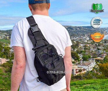 Сумка Слинг сумка тактическая, однолямочная сумка через плечо.Мы