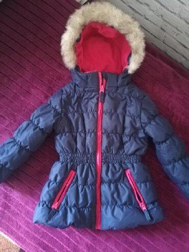 Prodajem Kiki&Koko jaknu za devojcice 110 velicina. Duzina