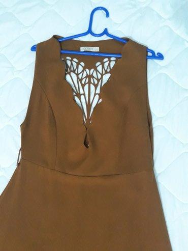 Duga sarena haljina - Srbija: Prelepa nova duga haljina. M/L naznacena velicina 38. Divno istice