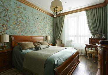 скупка мебели бу бишкек в Кыргызстан: 2 комнаты, Душевая кабина, Постельное белье, Кондиционер, Без животных