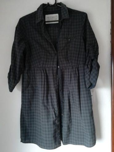 Tunika (haljinica), 36 vel, karo dezen, opus - Pozega - slika 2