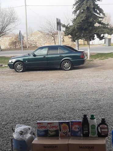 avto möhlətlə - Azərbaycan: Mercedes-Benz C 180 1.8 l. 1997   280000 km