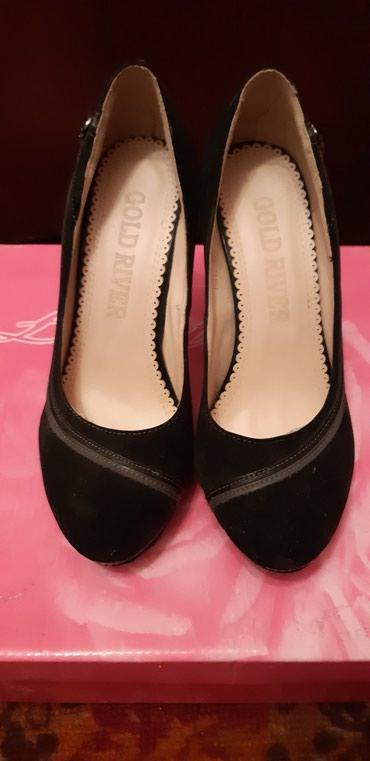 Туфли, 36 размер. Одевали два раза в Бишкек