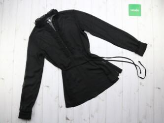 Стильная женская блузка-туника от бренда Armani Jeans,р.M Длина: 74 с