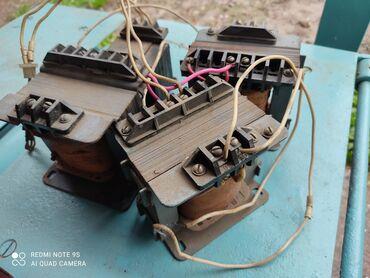 Трансформаторы понижающие 380/36в. И 220/36в. без торга