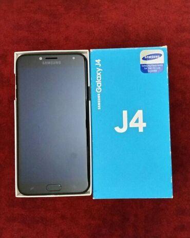 Samsung Galaxy J4 2018   32 GB   qara   İşlənmiş