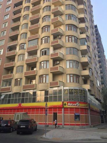 Bakı şəhərində Yeni tikili. Mirəli Qaşqay kücəsində təhvil verilmiş binada 2