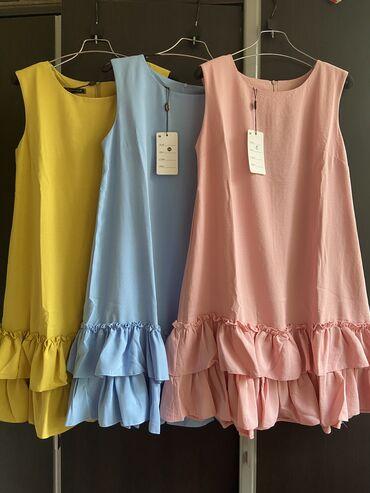 Новые платья  Все платья по несколько размеров это 44 и 48