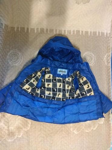 детская куртка зимняя в Кыргызстан: Зимняя детская куртка, примерно на полтора - два годика, в идеальном