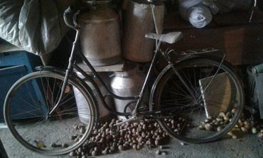 Продам велосипед пр-во Германия, на ходу, в хорошем состоянии. в Бишкек