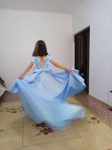 Детский мир - Талас: Продается шикарное платье на девочку 10-13 лет. Сшито на заказ, одевал