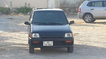 Daewoo Azərbaycanda: Daewoo Tico 0.8 l. 1993   270000 km