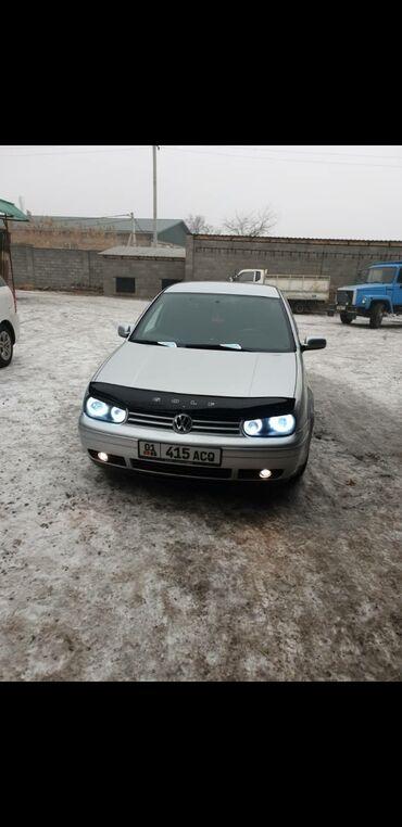 бомбер летний в Кыргызстан: Volkswagen Golf 1.6 л. 2000 | 155000 км