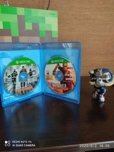 Mini one clubman - Кыргызстан: Продаю игры для xbox one. Все они лицензированы. Цена на них